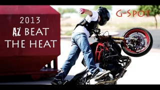 "2013 AZ BEAT THE HEAT ""G Spot"""