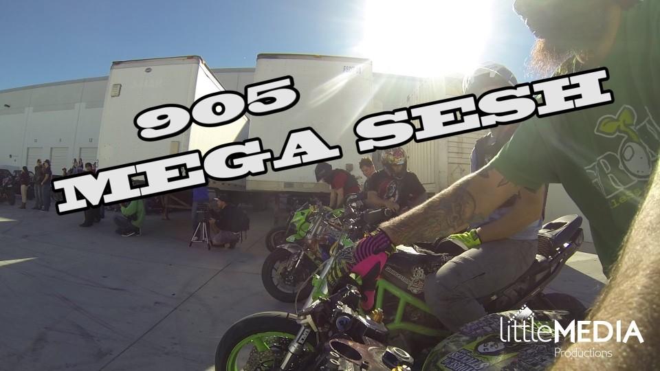 littleMEDIA – 905 Mega Sesh