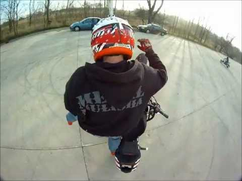 RecklessRyan GoPro Rotor test