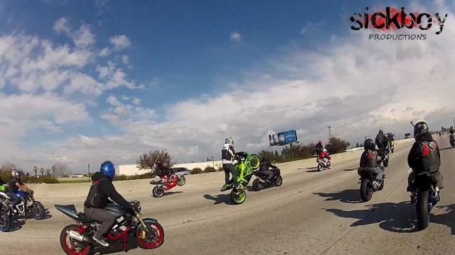 SickBoy  End of 2012 Street Ride