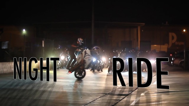 SoCal Night Ride