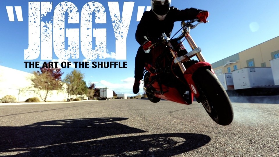 "Streetbike Shufflin ""Jiggy"" ft. (Matt Thomlison)"