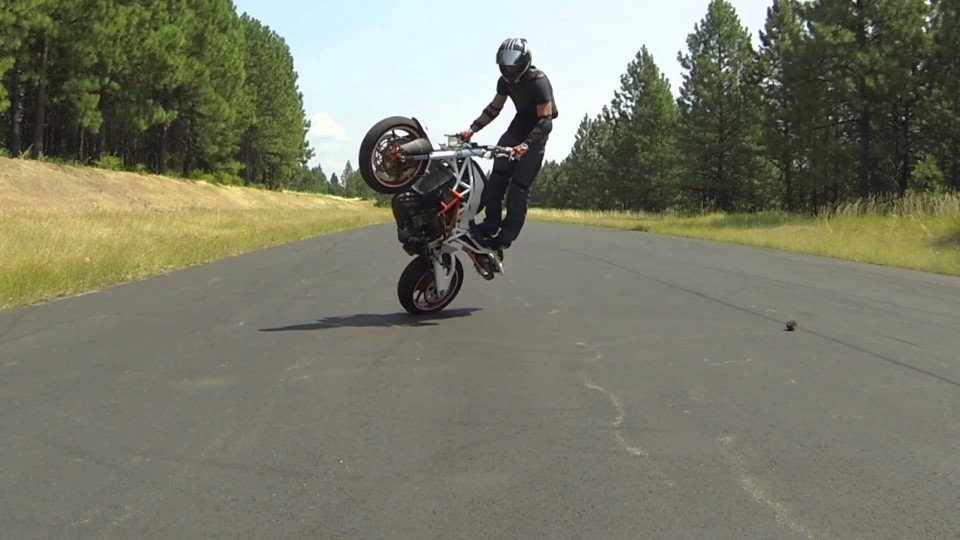 Stuntbike Circle School
