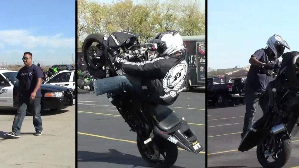 XSR Street Riding