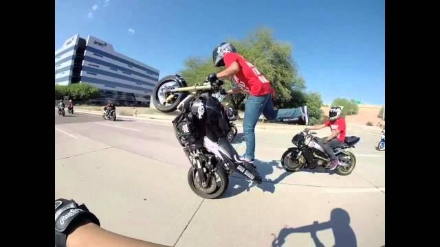 Beat The Heat AZ Stuntride 2k14 Bnutz Productions