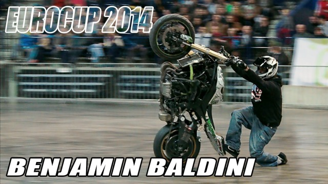 Benjamin Baldini 2nd Place EuroCup Vilnius 2014