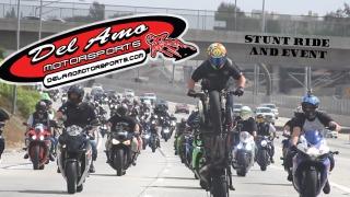 Del Amo Stunt Ride and Event