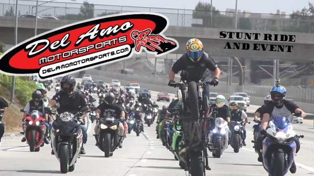 Del Amo Stunt Ride and Event