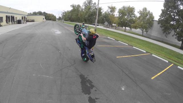 Grampion Rides Agian