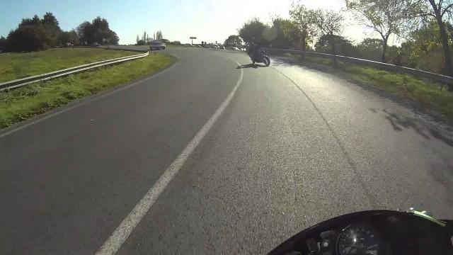 Slideways / Drift / 100% DK – Acrobike's 22