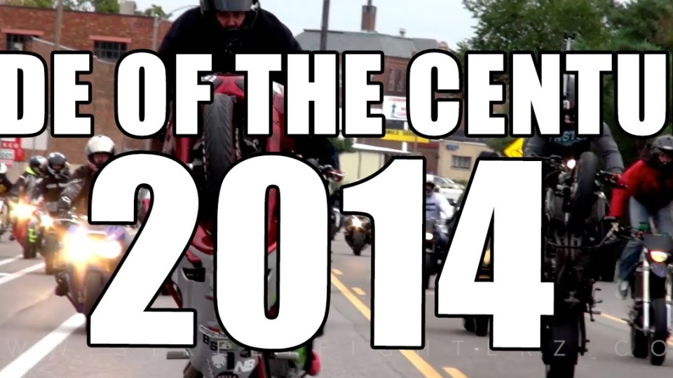 Ride of the Century 2014 *Official*