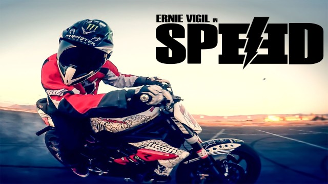 Sportbike Freestyle Drifting | Speed f/ Ernie Vigil